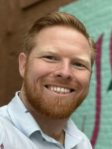 Photo of Ryan Doud, RFLI Culture Initiative Manager